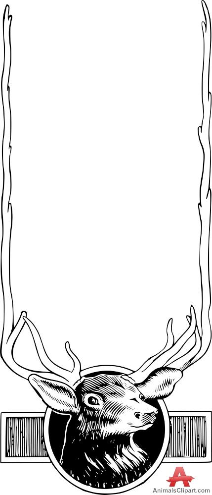 Antler Head Frame Design.