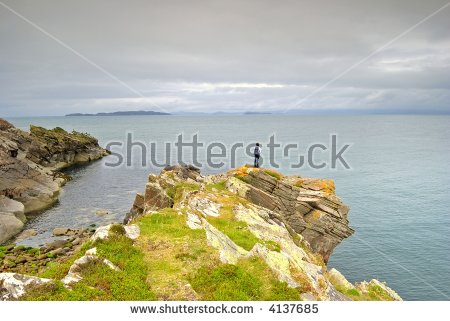 Wester Ross Stock Photos, Royalty.