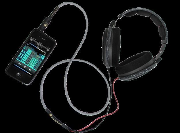 Cardas Audio Headphone Cable (Cross).