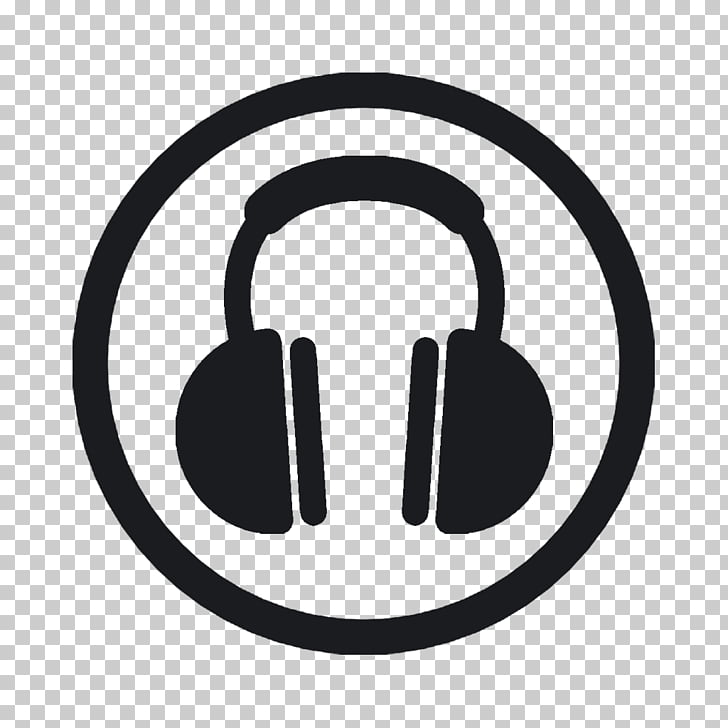 Headphones , headphone logo, headphones icon PNG clipart.