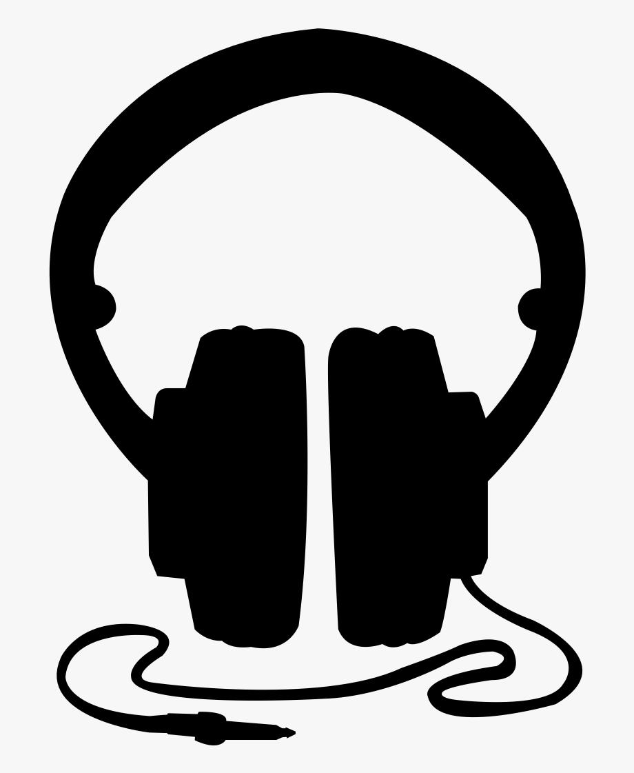 Dj Headphones Logo Png Download.