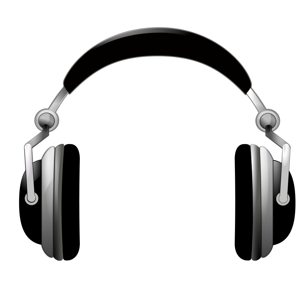 Headphones Png.