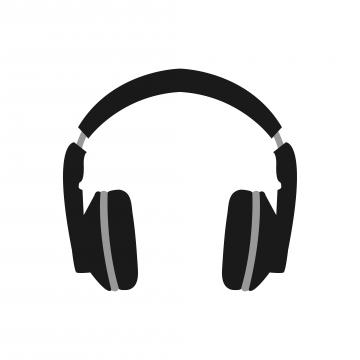 Headphones PNG Images.