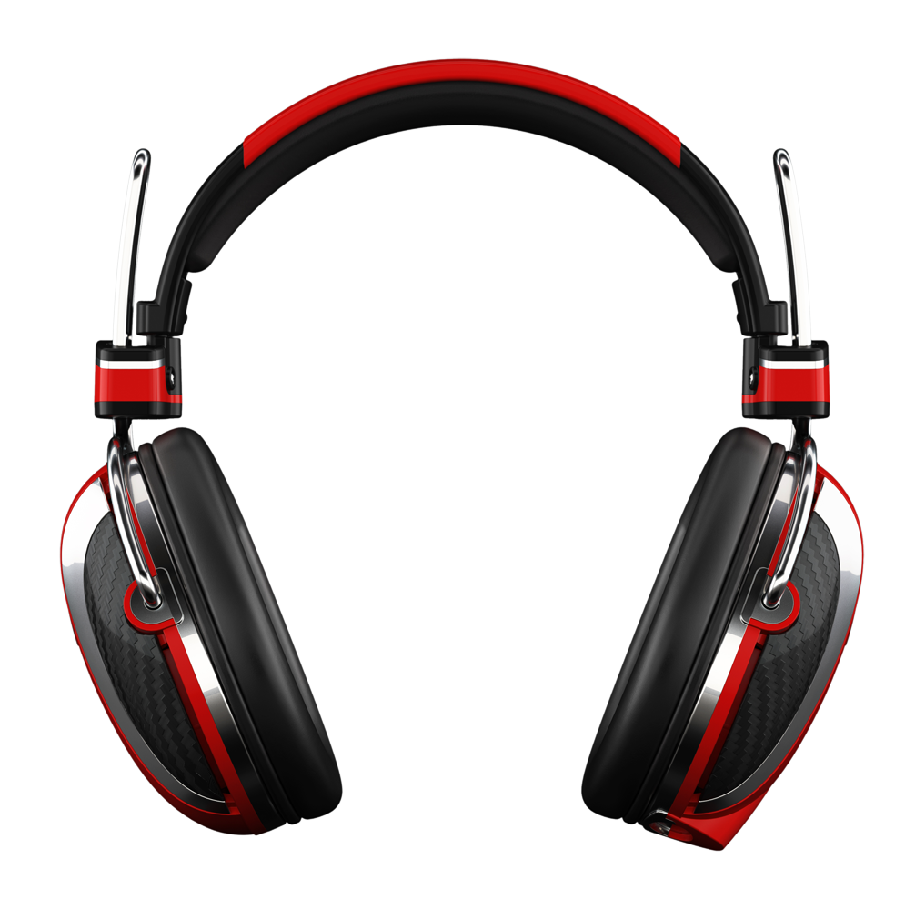 Headphone PNG images.