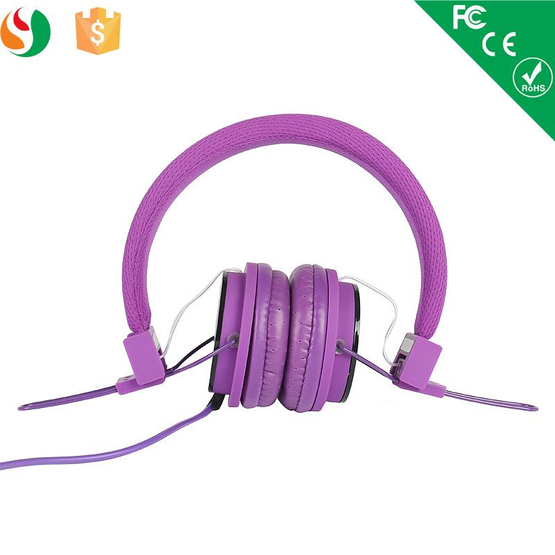 [Hot Item] Top Headphone Brands Foldable OEM Headphone with Custom Logo.