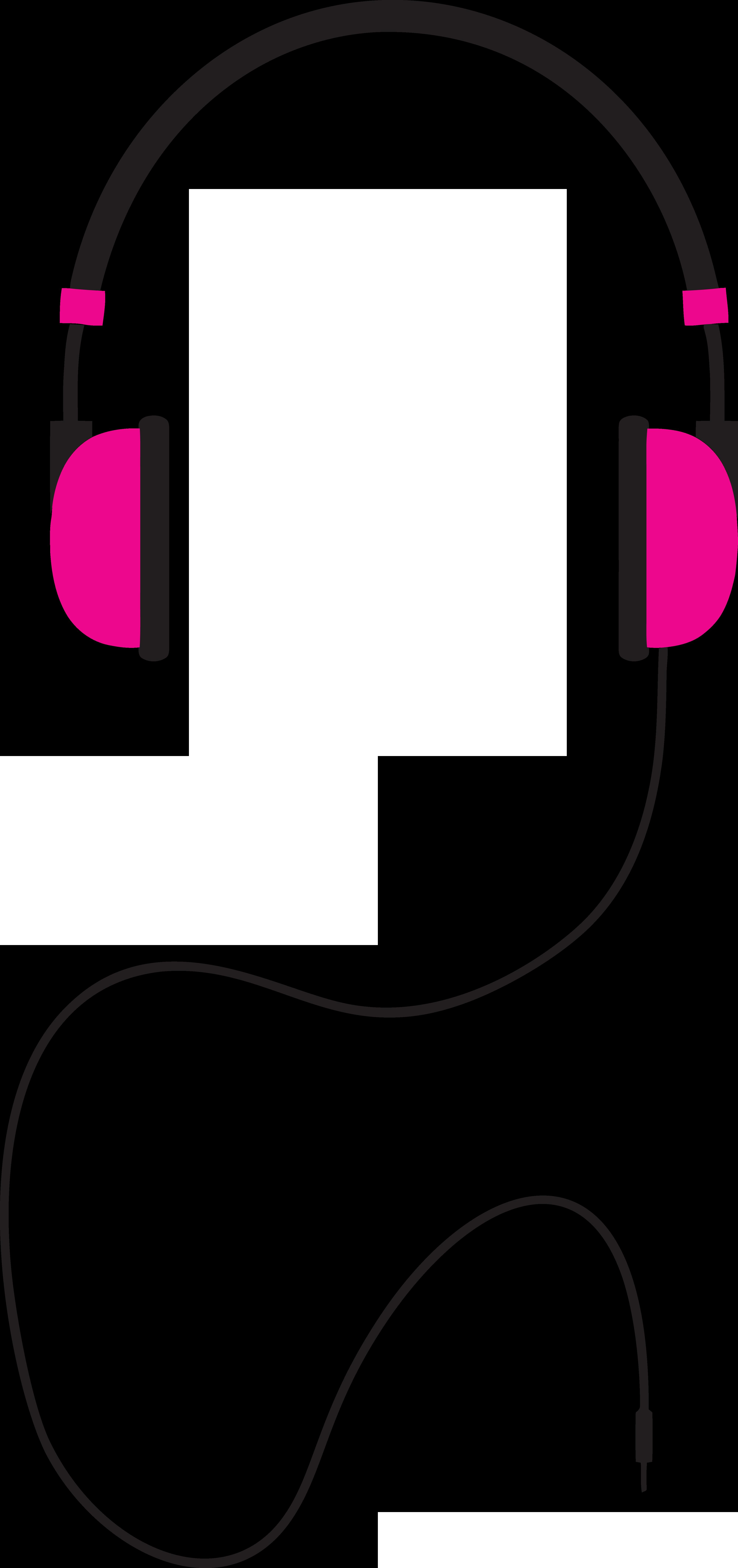 Headphones Clipart.