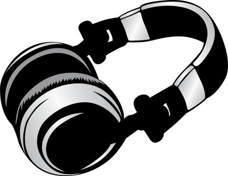 Free Headphones Clipart and Vector Graphics.