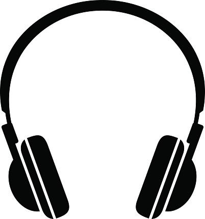 Headphone clipart 1 » Clipart Station.