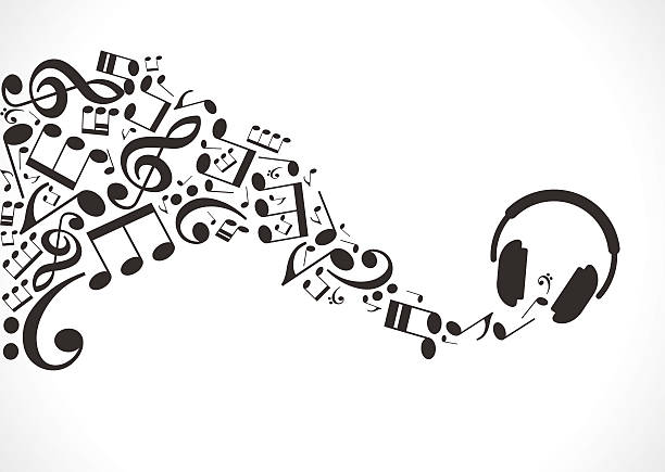 Hear Music For Free Clip Art, Vector Images & Illustrations.