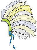Headdress Clip Art EPS Images. 4,320 headdress clipart vector.