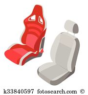 Headrest Clipart Royalty Free. 18 headrest clip art vector EPS.