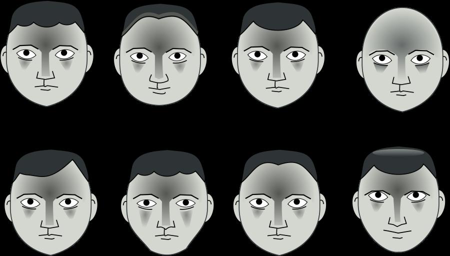 Poppy Heads SVG Vector file, vector clip art svg file.