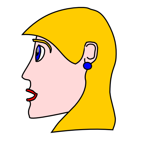 Free clipart images head photos.