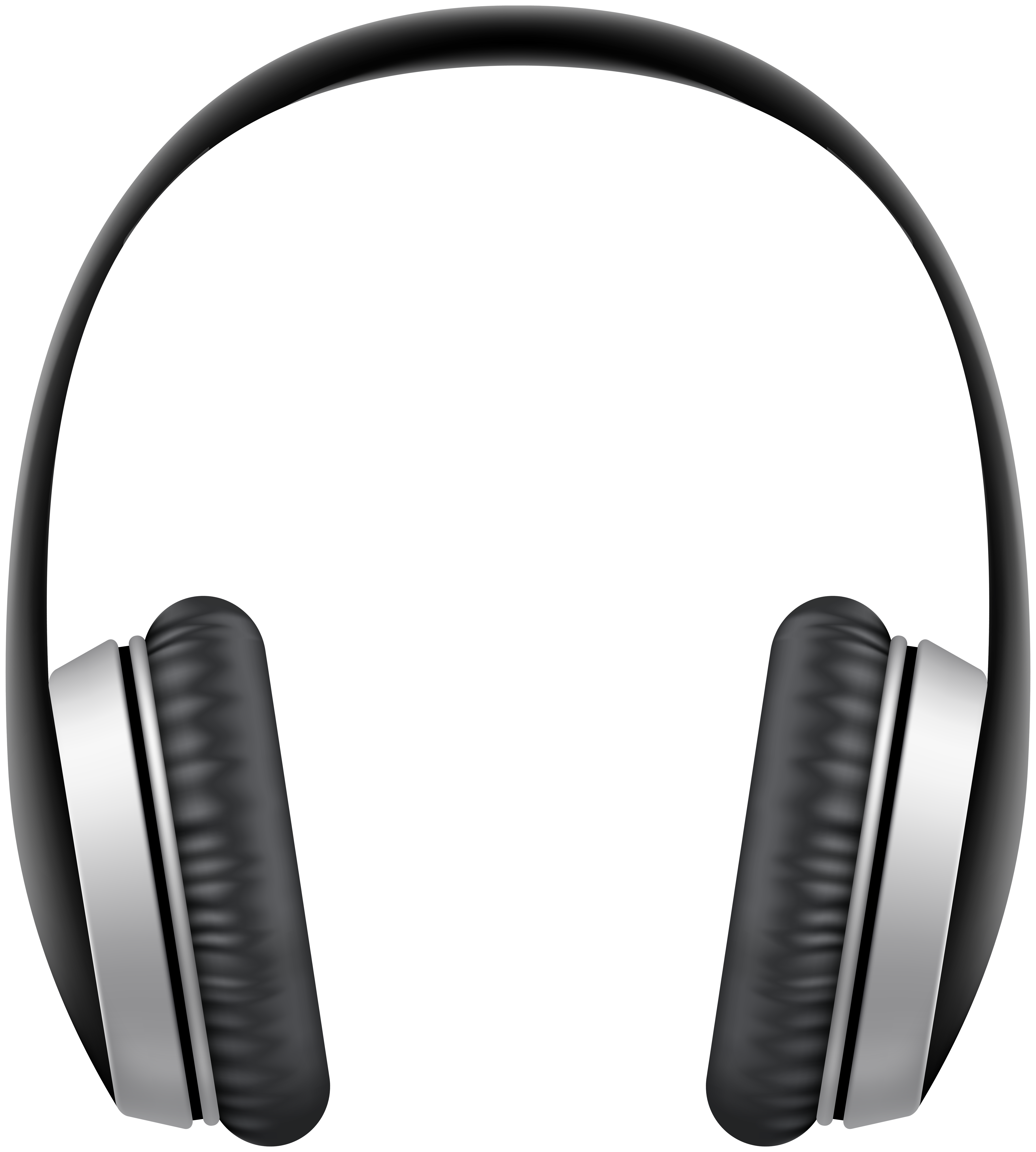 Headset PNG Clip Art Image.