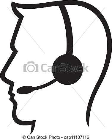 Headset Clipart Vector Graphics. 12,946 Headset EPS clip art.