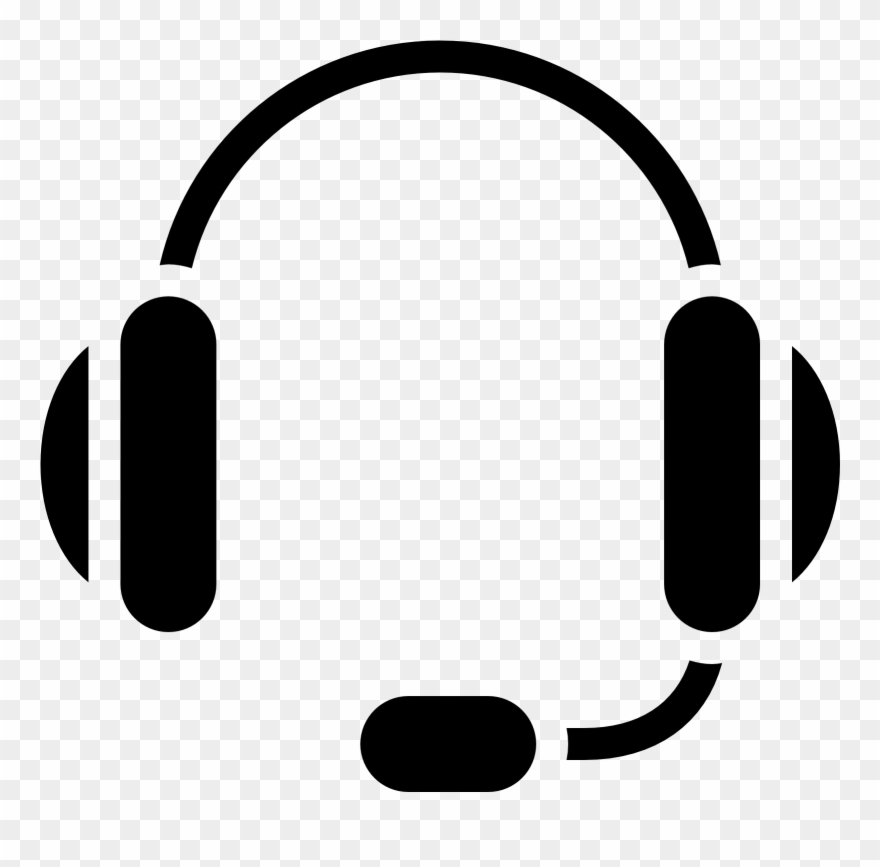 Image Free Download Gaming Headset Clipart.