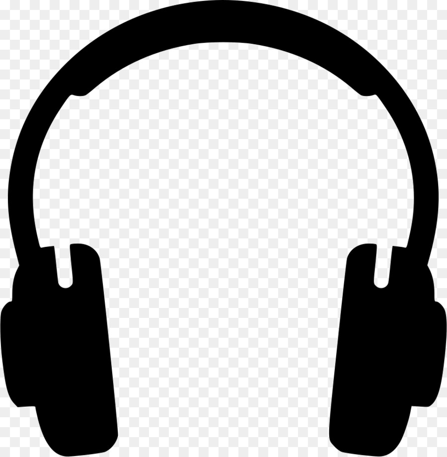 Headphones Cartoon png download.