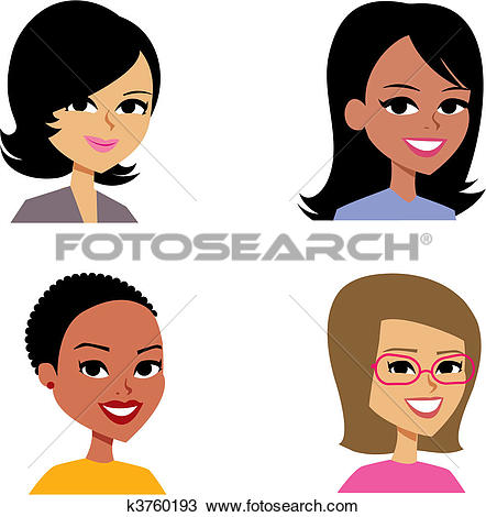 Headshot Clipart EPS Images. 167 headshot clip art vector.