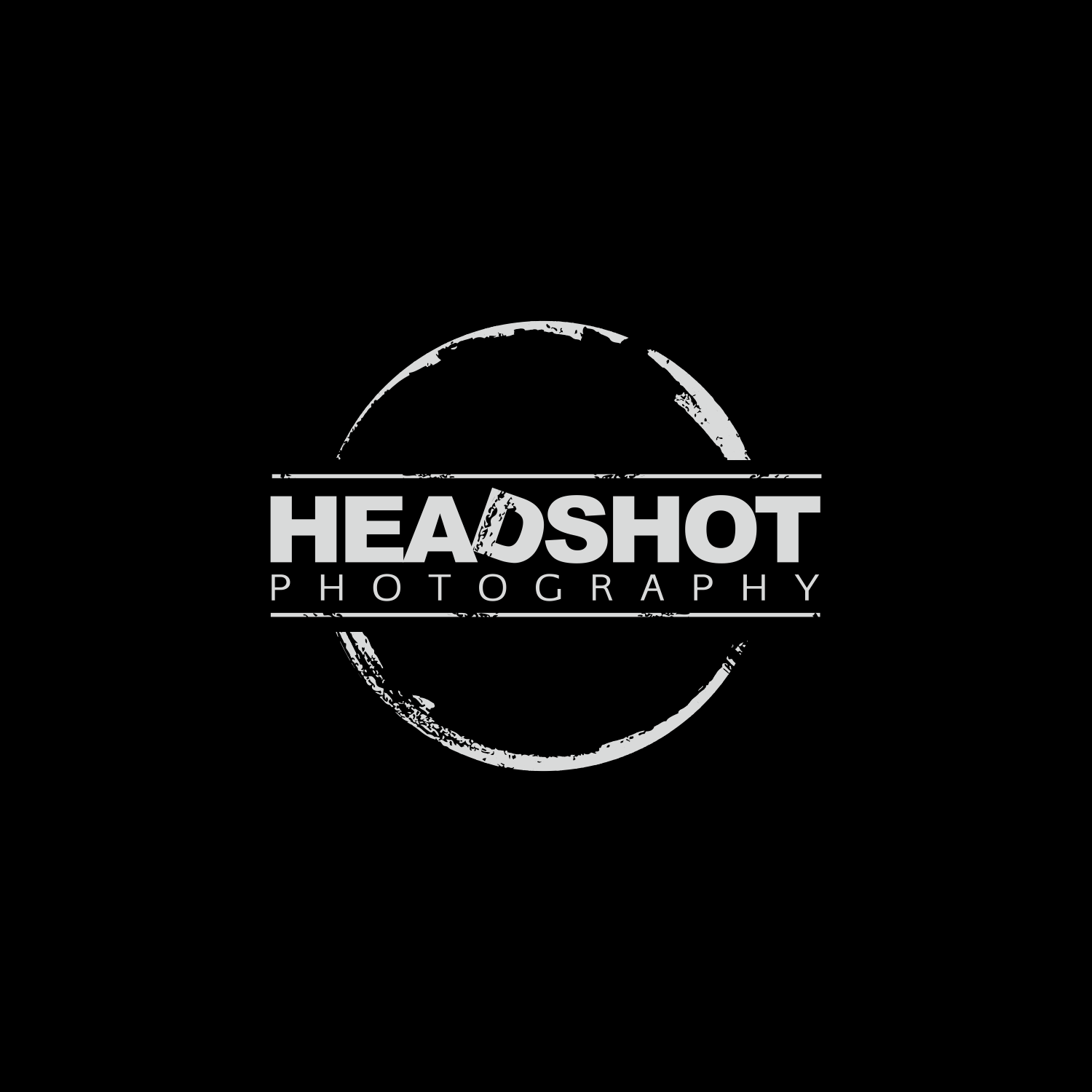 Bold, Modern, Business Logo Design for HeadShot Photography.