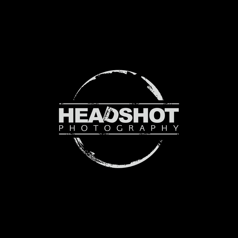 Bold, Modern, Business Logo Design for HeadShot Photography.