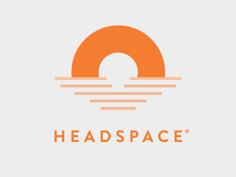 Final Headspace Logo Redesign by Newton Llorente on Dribbble.