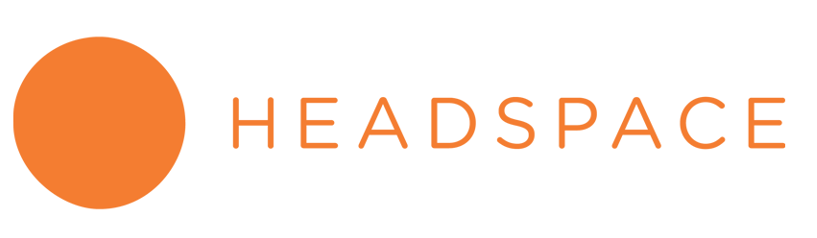 Headspace logo.