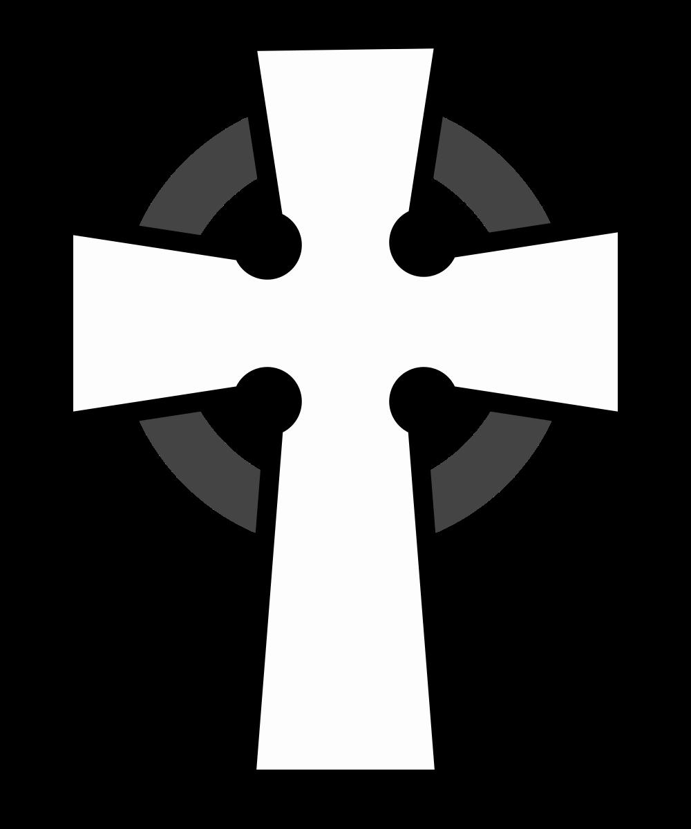 Headstone clipart cross, Headstone cross Transparent FREE.