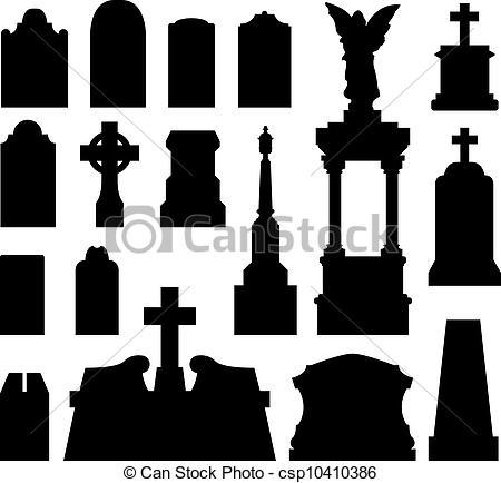 Headstones Clipart Vector Graphics. 1,316 Headstones EPS clip art.