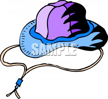 28 Collection of Rain Hat Clipart  High quality free