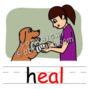Heal clipart.
