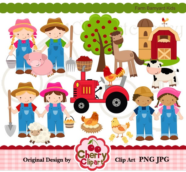 1000+ images about fun on the farm clipart on Pinterest.