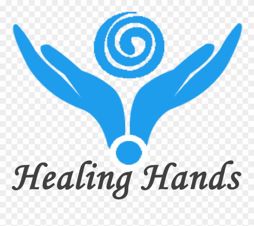 Relax Clipart Healing Hand.