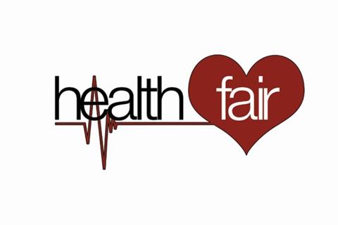 Health & Wellness Fair.