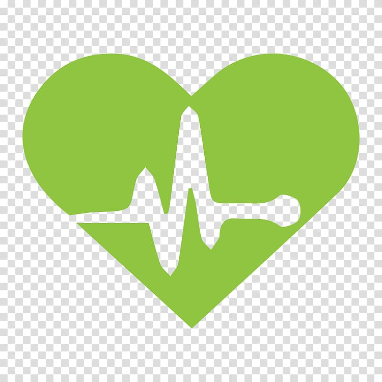 Green heartrate illustration, Nutrient Health Computer Icons.