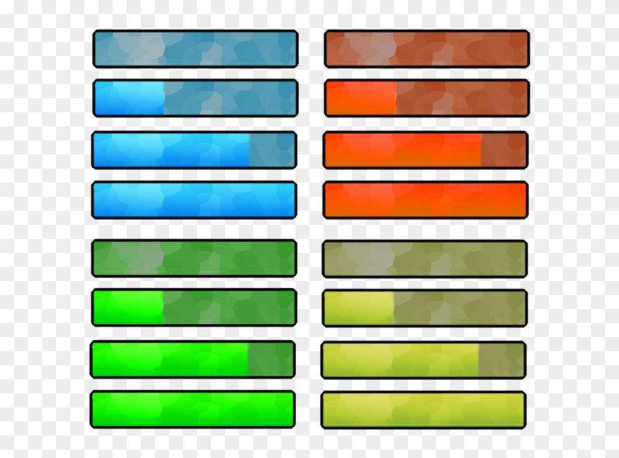 Video Game Health Bar Png.
