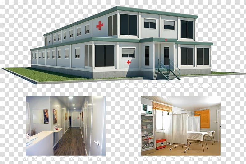 Hospital Community health center Clinic Architectural.
