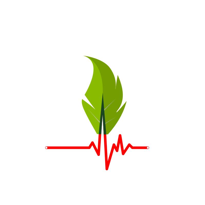 Logo design I did for a Health Coach.
