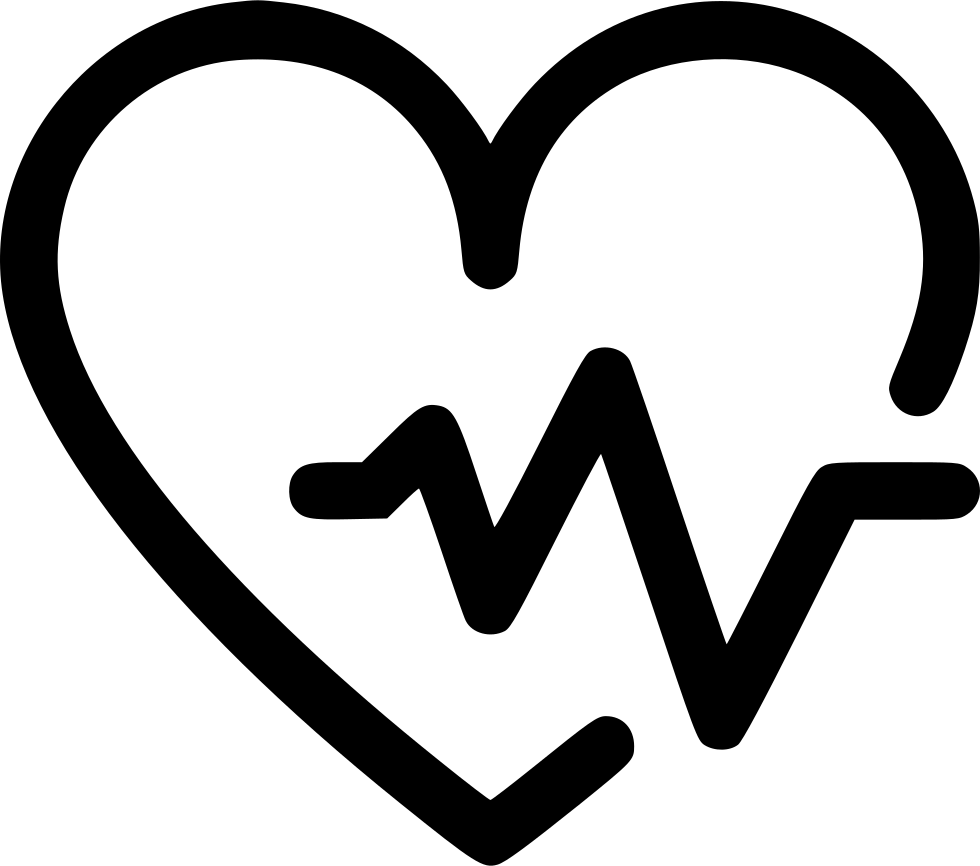 Health Fitness Heart Rate Bit Analysis Svg Png Icon Free Download.