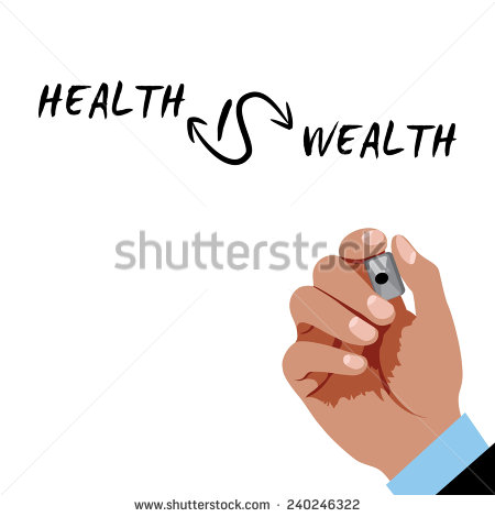 Health Is Wealth Stock Images, Royalty.