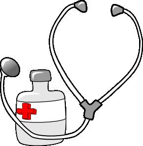 printable of medical supplies.