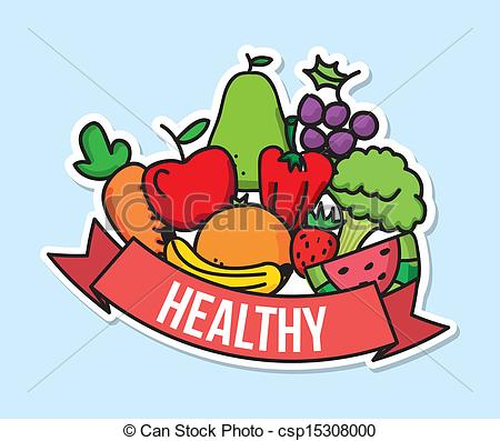 Be Healthy Clipart.