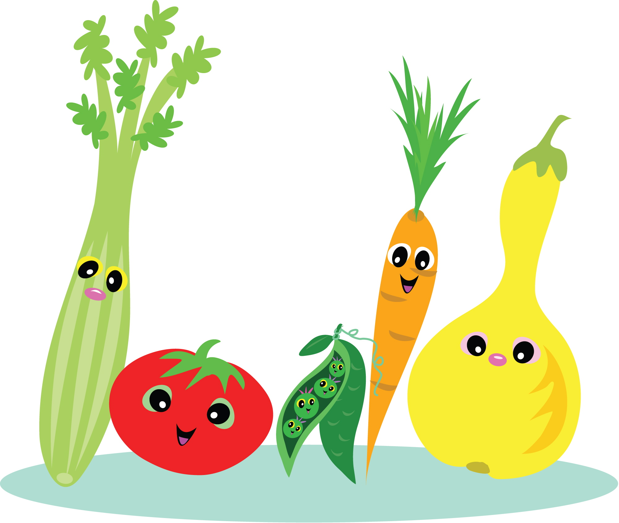 Healthy Clipart.
