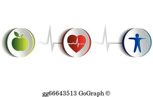 Healthy Body Clip Art.