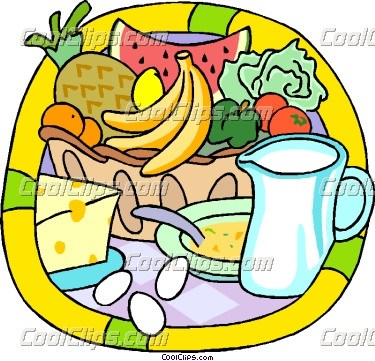 Healthy breakfast clipart 4 » Clipart Portal.