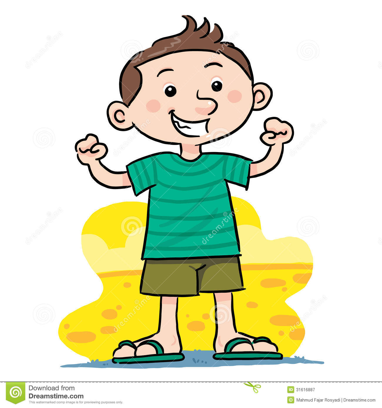 Healthy child clipart 5 » Clipart Station.