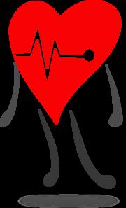 Heart Health Clip Art at Clker.com.