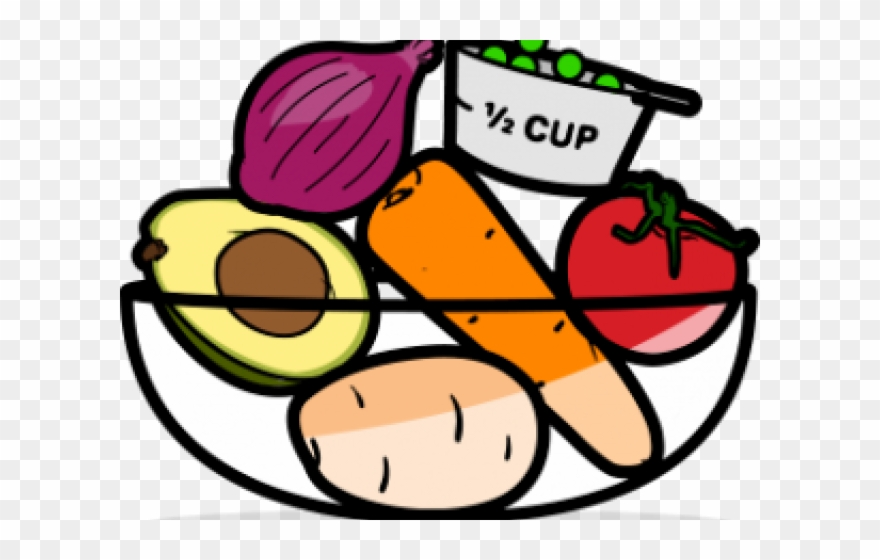 Healthy Food Clipart Eat Well.