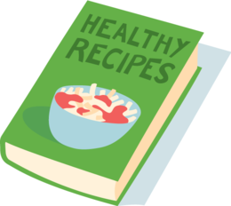Healthy Cooking clipart.