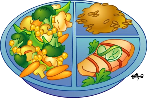 Healthy Food Free Plate Cliparts Clip Art Transparent Png.