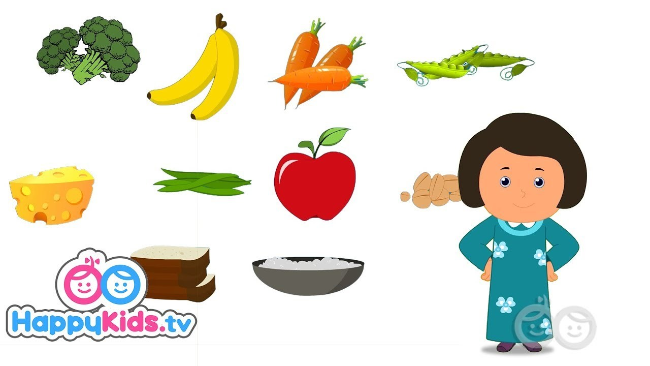 Healthy food for kids clipart » Clipart Portal.